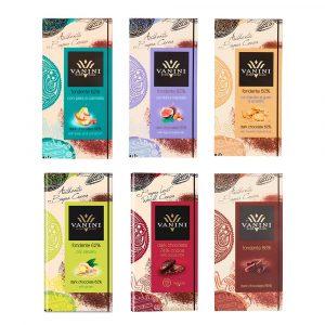 comprar tabletas de chocolate origen Bagua Vanini Gourmet Leon