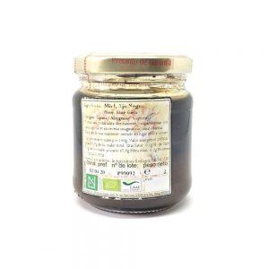 miel con ajo negro para la cocina selecta