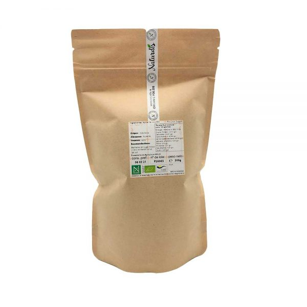 Azúcar de Coco 100% BIO 300 gr
