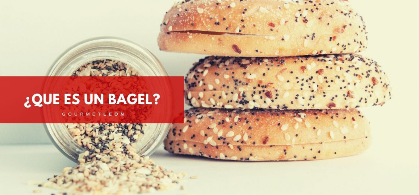 Receta bagels como hacer bagels