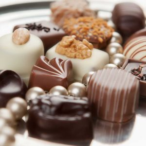 Distribuidora chocolate a granel
