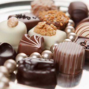 Distribuidora chocolate a granel