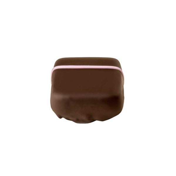 ganache chocolate negro cereza