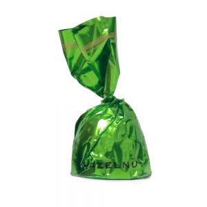 Bombón lazo chocolate con AVELLANA 3 kg. Baronie