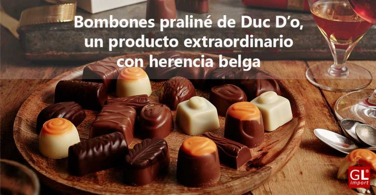 bombones praline duc do