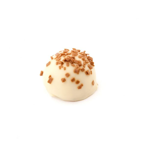 bombon chocolate blanco granel gourmet leon
