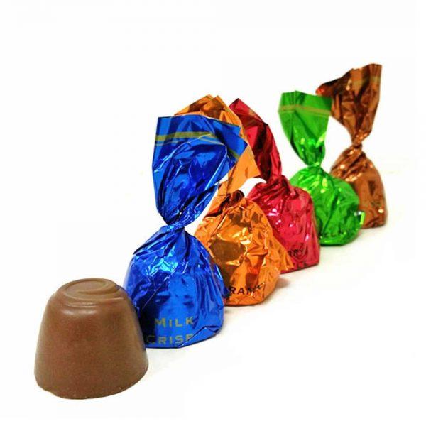 Bombón lazo chocolate con 3 kg. Baronie