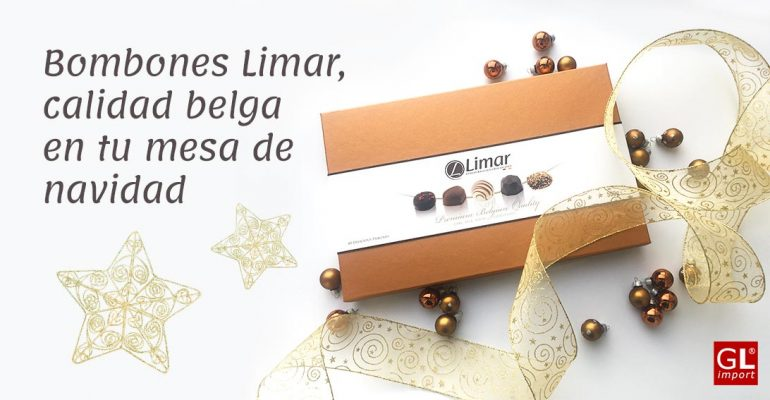 bombones limar chocolates belgas navidad