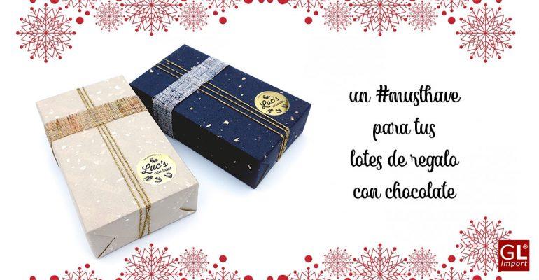 bombones para lotes de regalo navidad gourmet leon