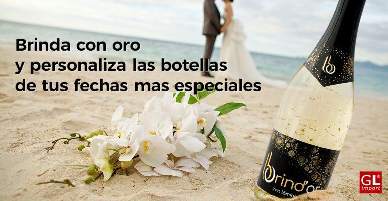 botellas de vino personalizadas para bodas eventos