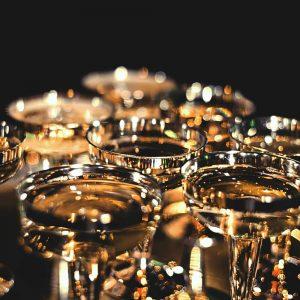 brindor laminas oro bebidas celebraciones detalles eventos gourmet leon