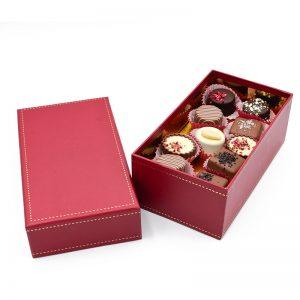 caja de bombones chocolate