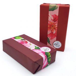 Cajas de pralinés belgas regalo FLOWERS