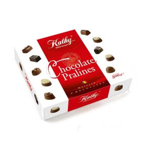 chocolate kathy pralines belgas