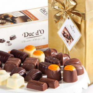 bombones artesanales caja de chocolates regalo duc do gourmet leon
