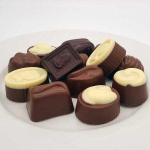 caja regalo lazo chocolates jacques gourmet leon