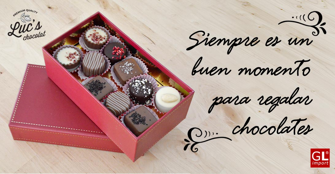 chocolates para regalar cajas bombones