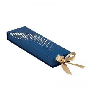 caja de bombones para regalar bleu