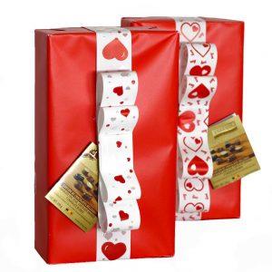 caja de bombones para san valentín gourmet leon