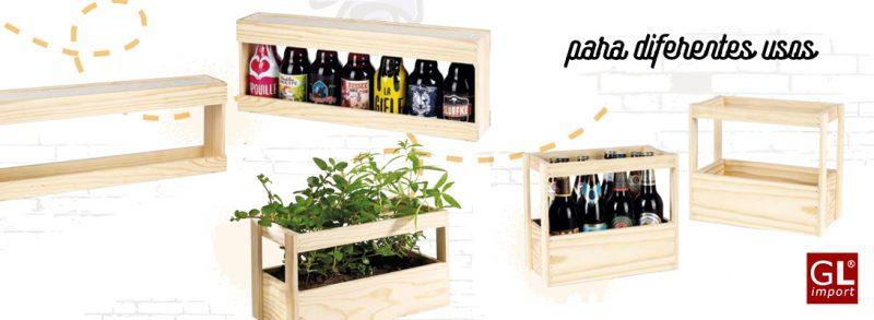 cajas de madera para cervezas regalo gourmet leon