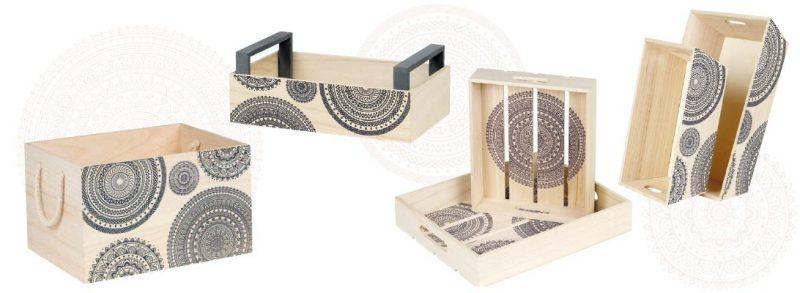 cajas de regalo de madera