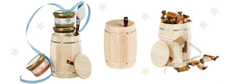 cajitas para regalo de madera
