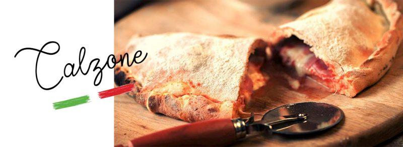 calzone pizza italiana