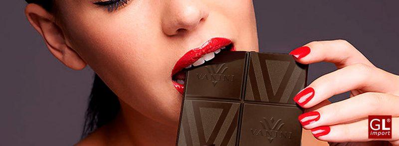 chocolate 100% cacao puro tabletas vanini