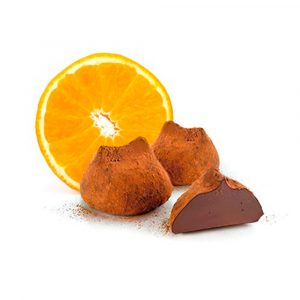 chocolate con naranja gourmet leon