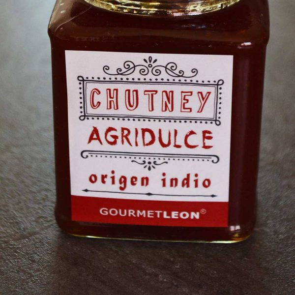 chutney agridulce salsa agridulce receta original gourmet leon