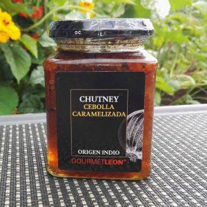 chutney cebolla caramelizada mermelada gourmet leon