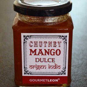 costillas al horno con chutney mango dulce