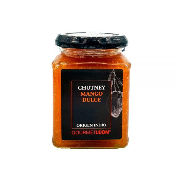 chutney de mango dulce receta original gourmet leon