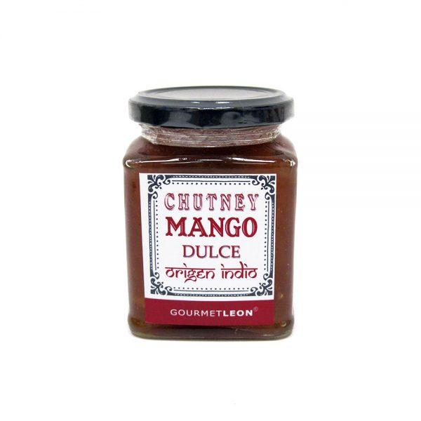 Chutney de Mango Dulce | Receta original Gourmet Leon