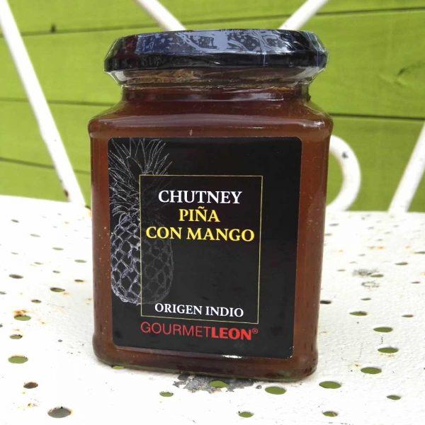 chutney de pina con mango comprar gourmet leon
