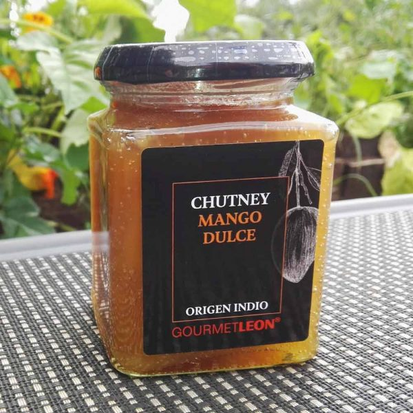 chutney mango dulce comprar gourmet leon