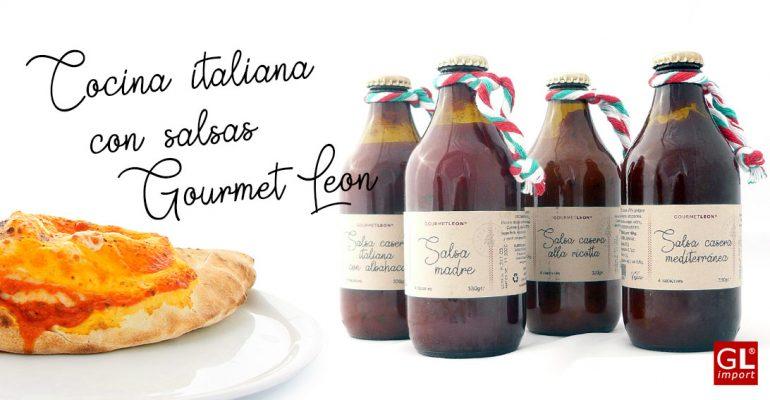 cocina italiana recetas salsas gourmet leon