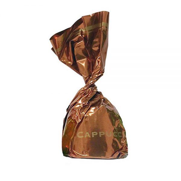 Bombón lazo Chocolate con café CAPUCHINO (3 kg.) Baronie