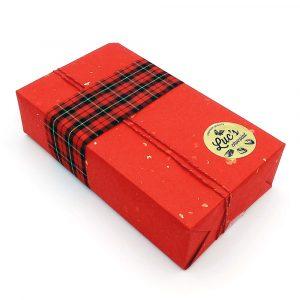 caja roja comprar cajas de bombones chocolate navidad