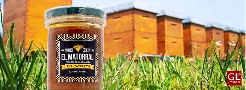 comprar levantamuertos miel