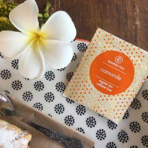 comprar manzanilla camomila natural ecologica en bolsita semper tea