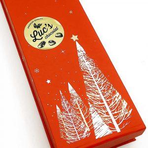 comprar estuches de bombones chocolate navidad