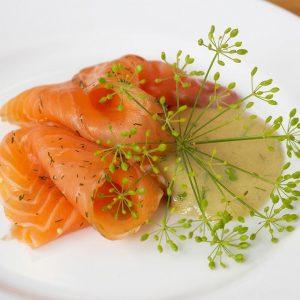 comprar salsa eneldo mostaza para salmon gourmet leon