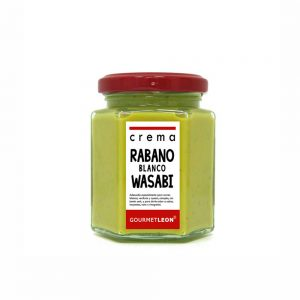 comprar salsa rabano wasabi para pescado sushi