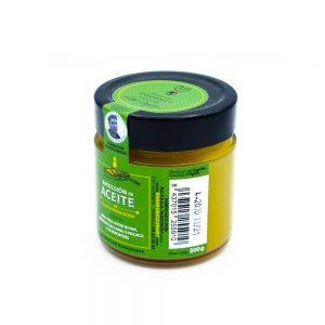 crema de aceite de oliva virgen extra