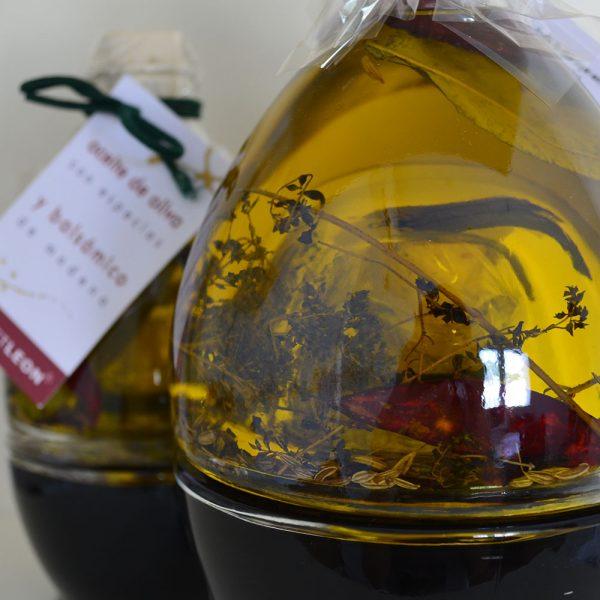 Comprar Conjunto Combo Aceite Y Vinagre Ginger Y Fred Regalos Originales