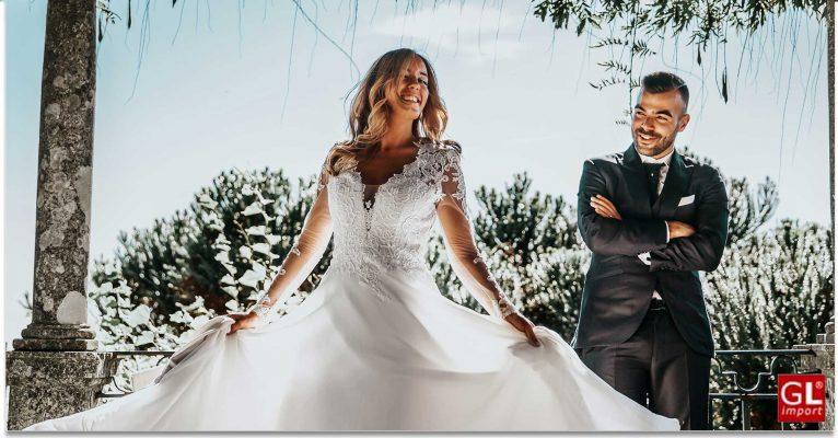 detalles de boda personalizados vino con oro