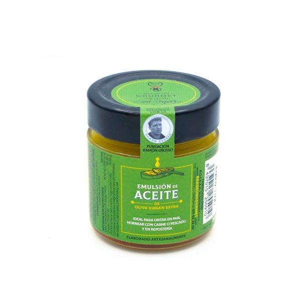 emulsion de aceite de oliva virgen extra