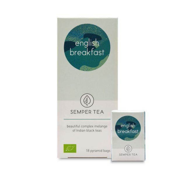 english breakfast te desayuno ingles bolsita piramide biodegradable semper tea