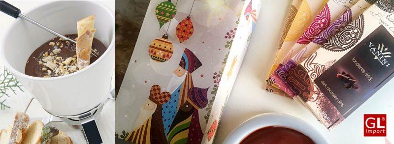 fondue de chocolate roncon de reyes gourmet leon